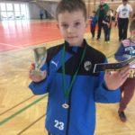 Nejlepším brankářem halového turnaje v Rokycanech byl vyhlášen Denis Duchek! Gratulujeme!