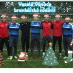 Všem brankářům děkujeme a přejeme Veselé Vánoce! Váš brankářský trenérský tým!